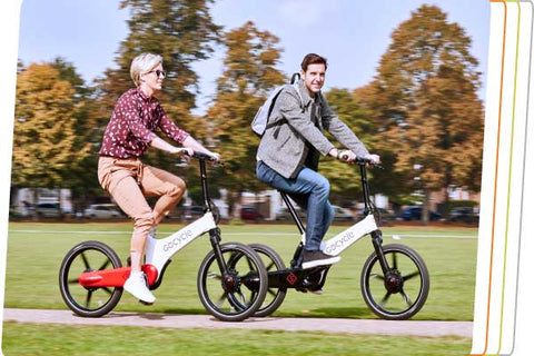 gocycle electric bicycles