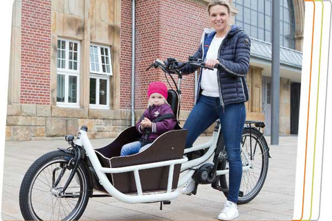 pfiff electric trike bicycles