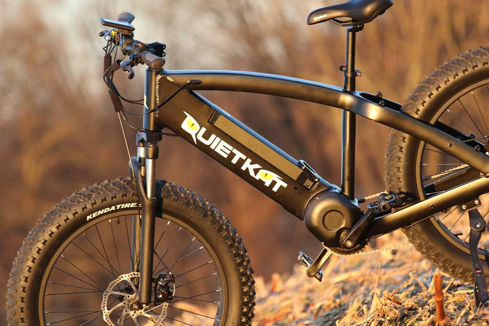 quietkat backcountry electric bikes