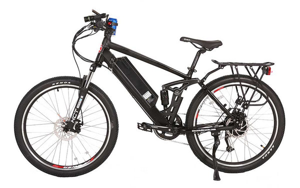 rubicon electric bike