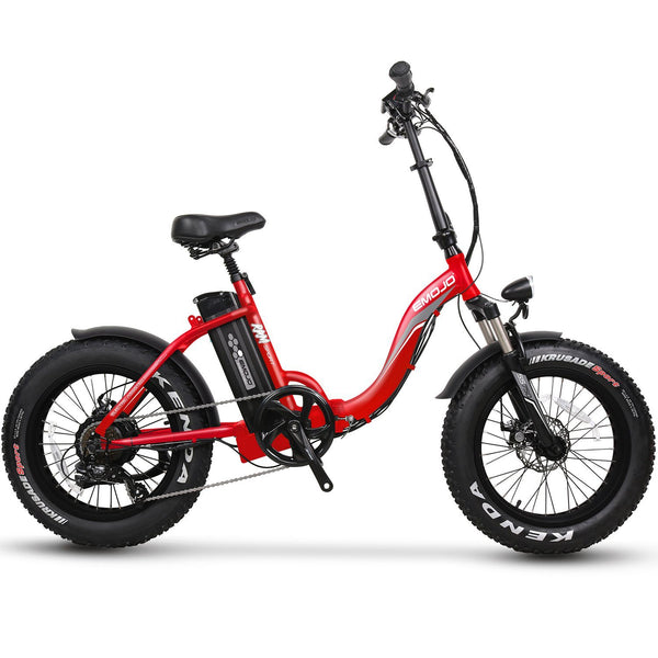 Ebike - Emojo Ram SS 48V 750W Folding Fat Tire Electric Bike