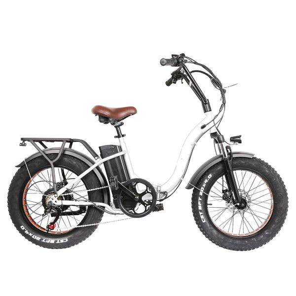 "Ebike - Nakto Steady 48V 500W 20"" Fat Tire Folding Electric Bike"