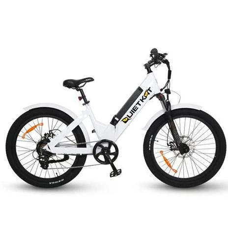Ebike - QuietKat Villager 2021 48V 500W Fat Hunting Electric Bike