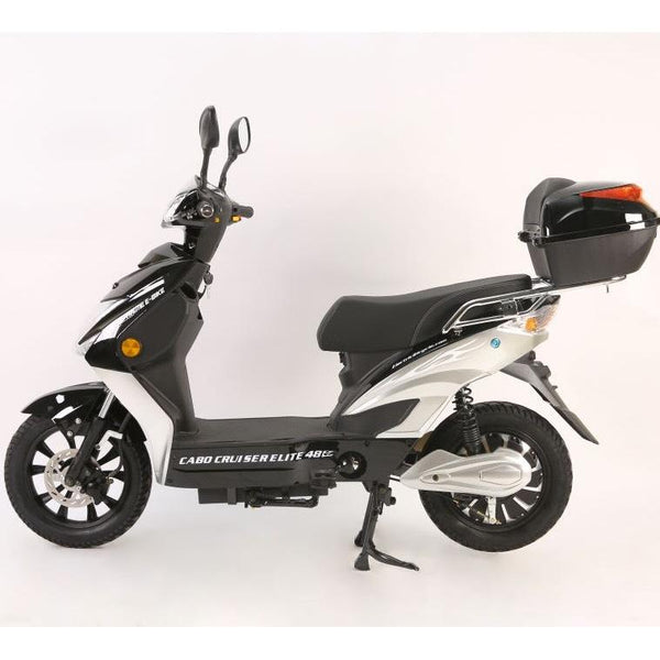 Mopeds - X-Treme Carbo Cruiser 48V 500W Electric Scooter Moped