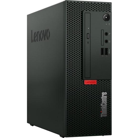 Lenovo ThinkCentre M70c 11GL002AUS Desktop Computer - Intel Core i5 10th Gen i5-10400 Hexa-core (6 Core) 2.90 GHz - 8 GB RAM DDR4 SDRAM - 1 TB HDD - Small Form Factor - Black
