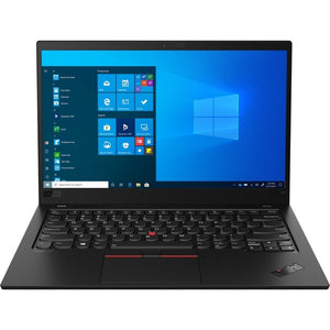 "Lenovo ThinkPad X1 Carbon 8th Gen 20U90030US 14"" Touchscreen Ultrabook - Full HD - 1920 x 1080 - Intel Core i7 (10th Gen) i7-10610U Quad-core (4 Core) 1.80 GHz - 16 GB RAM - 512 GB SSD - Black"