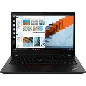 "Lenovo ThinkPad T14s Gen 1 20UH000LUS 14"" Touchscreen Notebook - Full HD - 1920 x 1080 - AMD Ryzen 7 PRO 4750U 1.70 GHz - 16 GB RAM - 512 GB SSD"