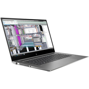 "HP ZBook Studio G7 15.6"" Mobile Workstation - Full HD - 1920 x 1080 - Intel Core i7 (10th Gen) i7-10850H Hexa-core (6 Core) 2.70 GHz - 16 GB RAM - 512 GB SSD"