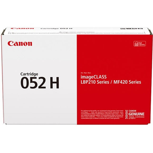 Canon 052H Toner Cartridge - Black
