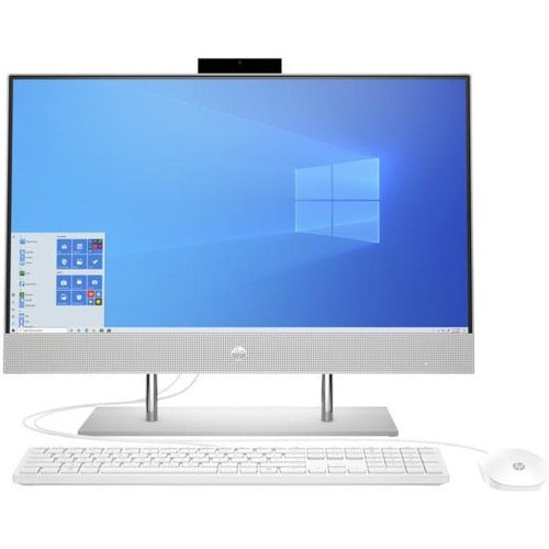 HP 24-dp0000 24-dp0160 All-in-One Computer - AMD Ryzen 5 4500U - 12 GB RAM DDR4 SDRAM - 512 GB SSD - 24