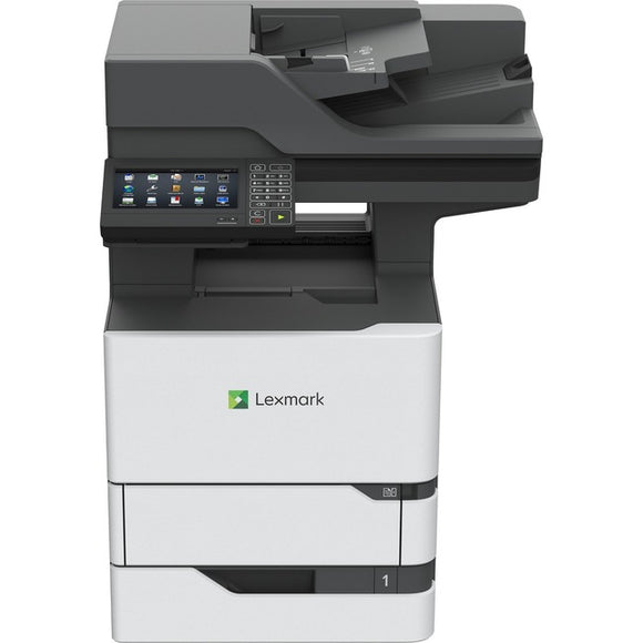 Lexmark MX720 MX721ade Laser Multifunction Printer - Monochrome