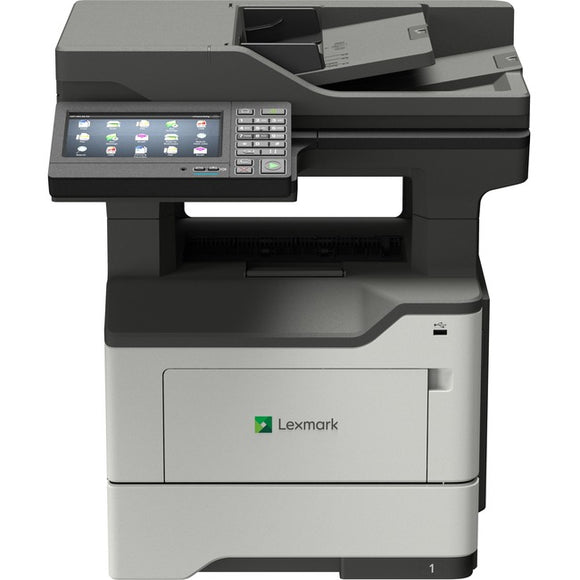 Lexmark MX620 MX622ade Laser Multifunction Printer - Monochrome