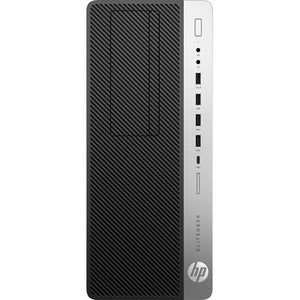 HP EliteDesk 800 G4 Desktop Computer - Intel Core i7 8th Gen i7-8700 3.20 GHz - 16 GB RAM DDR4 SDRAM - 512 GB SSD - Tower