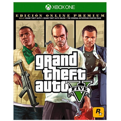 XB1 GTA V PremiumOnlineEdition