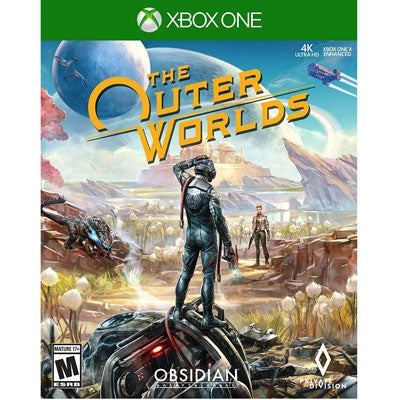 The Outer Worlds XB1