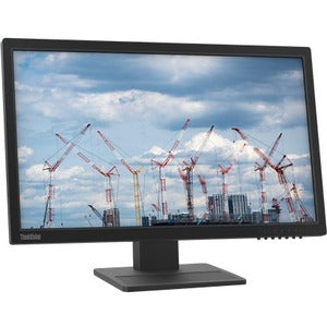 "Lenovo ThinkVision E22-20 21.5"" Full HD WLED LCD Monitor - 16:9 - Raven Black"