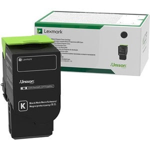 Lexmark Unison Toner Cartridge - Black