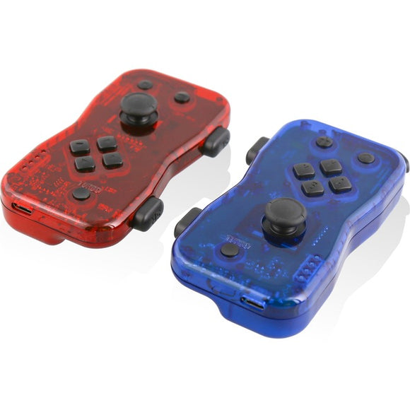 Nyko Dualies (Red-Blue) for Nintendo Switch