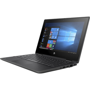 "HP ProBook x360 11 G5 EE 11.6"" Touchscreen 2 in 1 Notebook - 1366 x 768 - Celeron N4020 - 4 GB RAM - 64 GB Flash Memory - Chalkboard Gray"