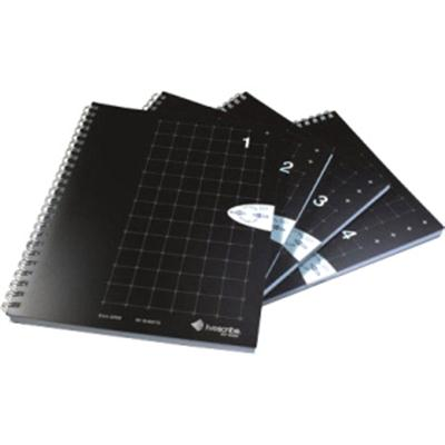 A5 Grid Notebooks 1 4