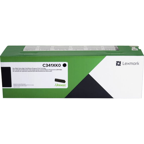 Lexmark Original Toner Cartridge - Black