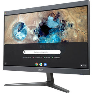 "Acer Chromebase 24 CA24I2 All-in-One Computer - Core i5 i5-8250U - 8 GB RAM - 128 GB SSD - 23.8"" 1920 x 1080 - Desktop"