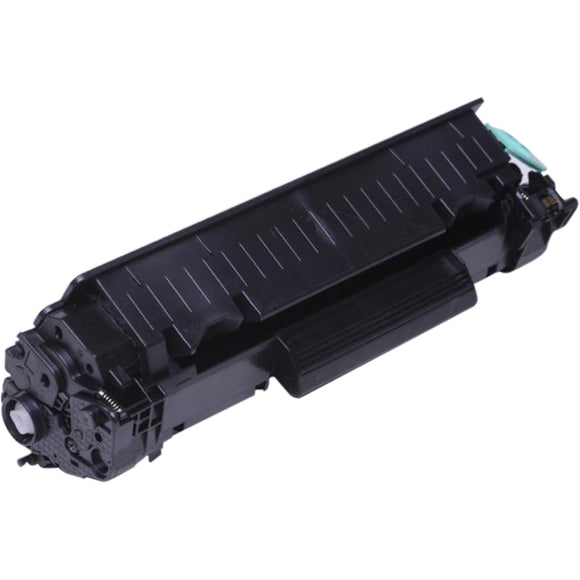 eReplacements CE278A-ER New Compatible Toner Cartridge - Alternative for HP (CE278A) - Black
