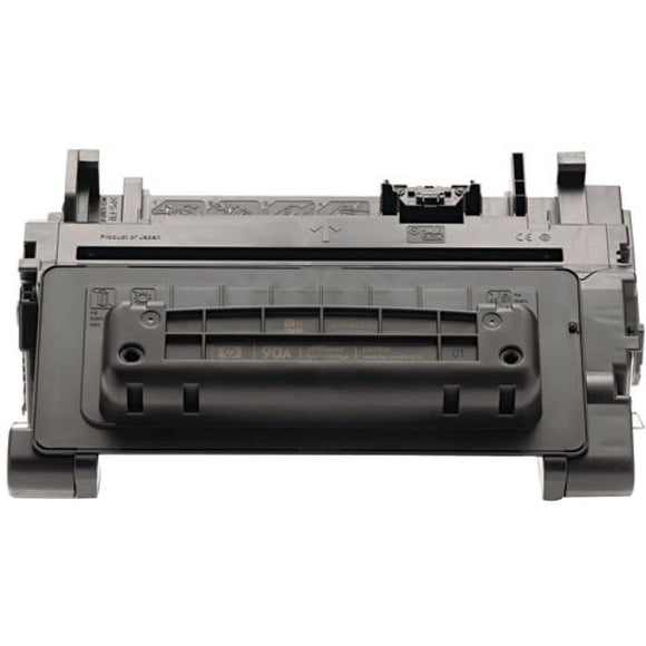 eReplacements CE390A-ER New Compatible Black Toner for HP CE390A