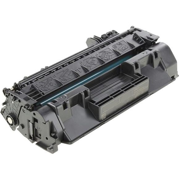 eReplacements CF280A-ER New Compatible Black Toner for HP CF280A, 80A