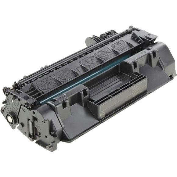eReplacements CF280X-ER New Compatible High Yield Black Toner for HP CF280X, 80X