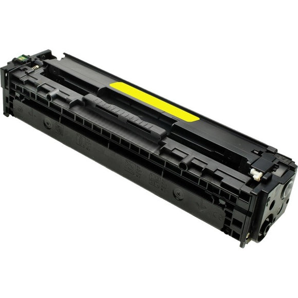 eReplacements CF412A-ER New Compatible Toner Cartridge - Alternative for HP (CF412A) - Yellow