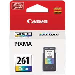 Canon CL-261 Original Ink Cartridge - Color