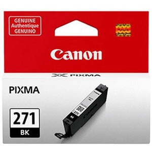 Canon CLI-271BK Ink Cartridge - Black