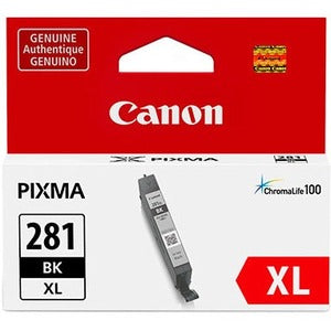 Canon CLI-281 XL Ink Cartridge - Black