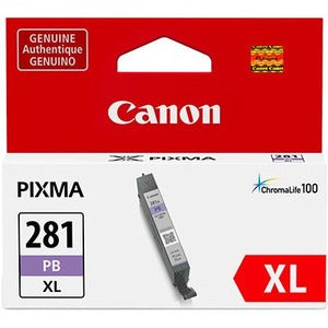Canon CLI-281 XL Ink Cartridge - Photo Blue