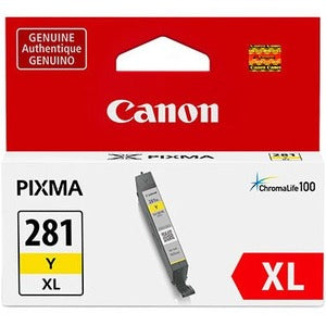 Canon CLI-281 XL Ink Cartridge - Yellow