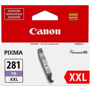 Canon CLI-281 XXL Ink Cartridge - Photo Blue