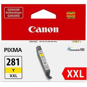 Canon CLI-281 XXL Ink Cartridge - Yellow