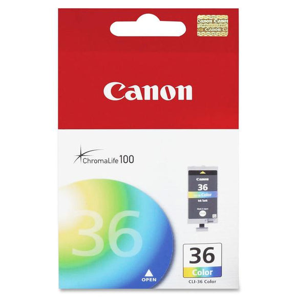 Canon CLI-36 Colored Ink Cartridge
