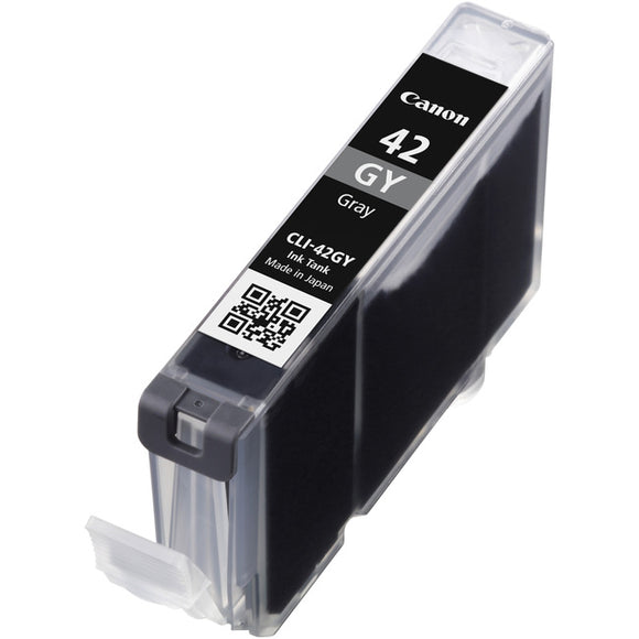 Canon CLI-42GY Original Ink Cartridge - Gray