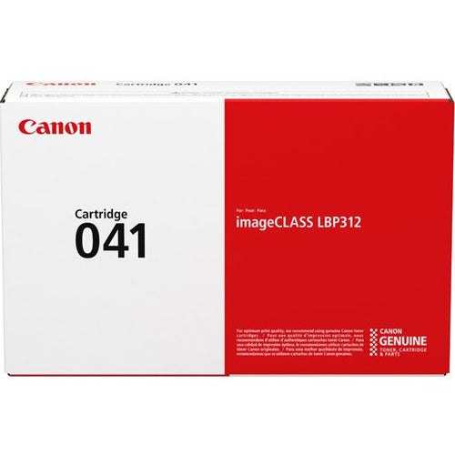 Canon 041 Toner Cartridge - Black