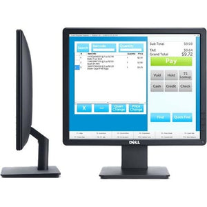 "Dell E1715S 17"" SXGA LED LCD Monitor - 5:4 - Black"