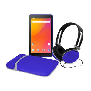 "Ematic 7""Android 8 1 Tab Blue"