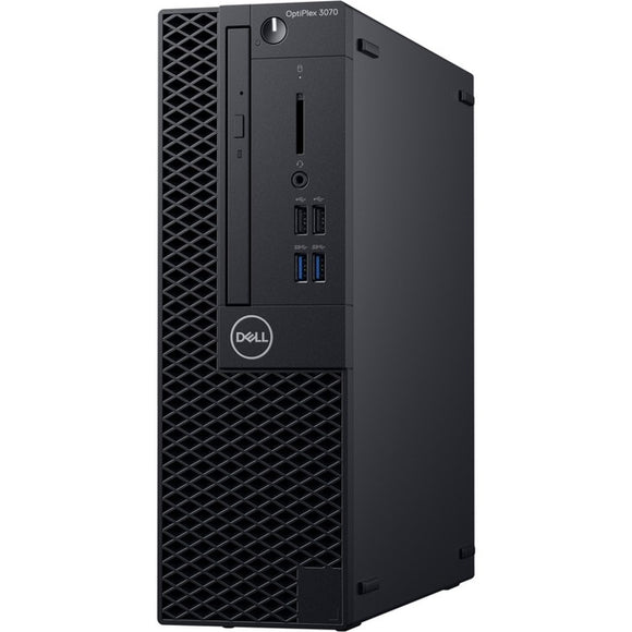Dell OptiPlex 3000 3070 Desktop Computer - Core i5 i5-9500 - 8 GB RAM - 500 GB HDD - Small Form Factor