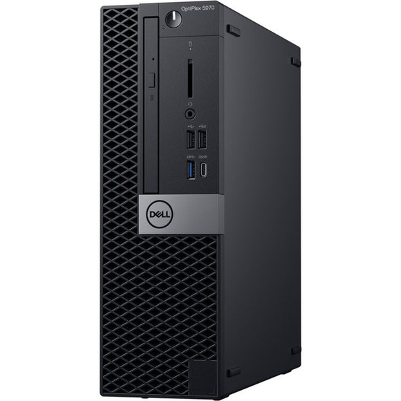 Dell OptiPlex 5000 5070 Desktop Computer - Core i5 i5-9500 - 8 GB RAM - 1 TB HDD - Small Form Factor