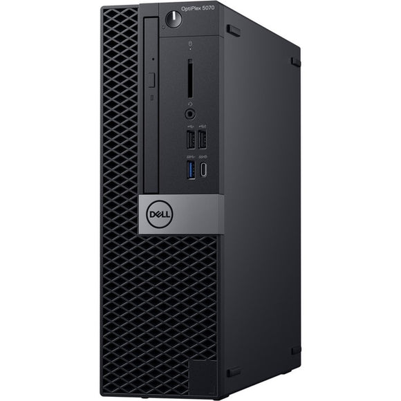 Dell OptiPlex 5000 5070 Desktop Computer - Core i5 i5-9500 - 8 GB RAM - 500 GB HDD - Small Form Factor