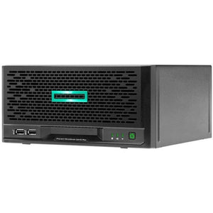 HPE ProLiant MicroServer Gen10 Plus Ultra Micro Tower Server - 1 x Pentium Gold G5420 - 8 GB RAM HDD SSD - Serial ATA-600 Controller