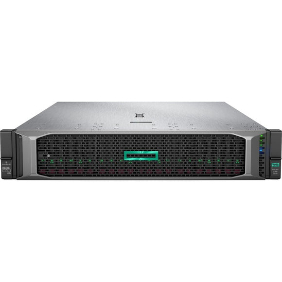 HPE ProLiant DL385 G10 2U Rack Server - 1 x EPYC 7262 - 16 GB RAM HDD SSD - 12Gb-s SAS Controller