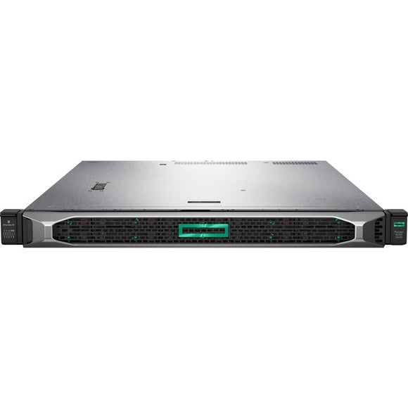 HPE ProLiant DL325 G10 1U Rack Server - 1 x EPYC 7402P - 64 GB RAM HDD SSD - Serial ATA-600 Controller