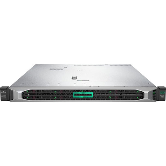 HPE ProLiant DL360 G10 1U Rack Server - 1 x Xeon Gold 5218 - 32 GB RAM HDD SSD - Serial ATA-600, 12Gb-s SAS Controller